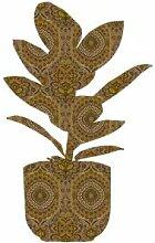 Wandsticker Pflanze 1