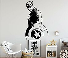Wandsticker, Weihnachtssticker, Wandkunst