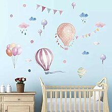 WandSticker4U- Wandtattoo Babyzimmer Aquarell