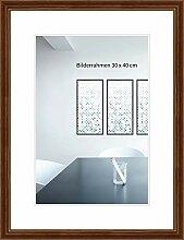 WANDStyle Bilderrahmen ANTIK 30x30cm I Farbe: