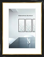 WANDStyle Bilderrahmen Klassisch 24x30cm I Farbe: