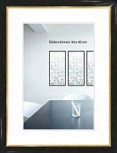 WANDStyle Bilderrahmen Klassisch 40x50cm I Farbe: