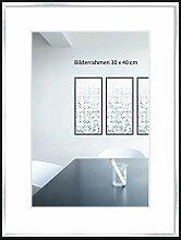 WANDStyle Bilderrahmen Modern 50x70cm I Farbe: