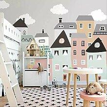 Wandtafel Für Kinder Zimmer Handbemalter