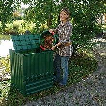 Wandtank–Komposteimer eco-king 600Liter Wandtank