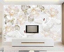 Wandtapete für Wohnzimmer, Schlafzimmer,