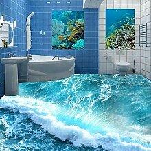 Wandtapete mit 3D-Effekt, stereoskopisch, für