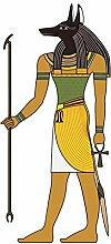 Wandtattoo Afrika Pharao Wandsticker Ägypten