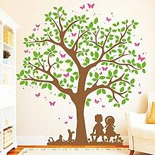 WANDTATTOO LOFT Wandtattoo Baum günstig online kaufen ...