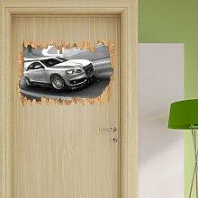 Wandtattoo Car? Audi East Urban Home