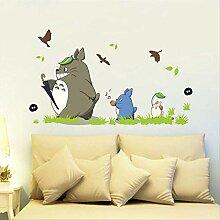Wandtattoo Cartoon Anime My Neighbor Totoro