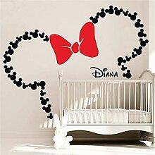 Wandsticker Mickey Mouse günstig online kaufen   LionsHome