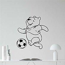 wandtattoo motorrad yamaha Winnie The Pooh Poster