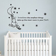 wandtattoo winnie pooh g nstig online kaufen lionshome. Black Bedroom Furniture Sets. Home Design Ideas