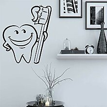 Wandtattoo Wohnzimmer Dental Aufkleber Aufkleber