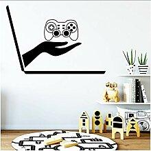 Wandtattoos Wandbilder Computer Spiel Haus