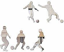 Wandtattoos Wandbilder Football Player Stereo