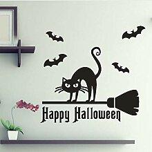 Wandtattoos & Wandbilder/Happy Halloween