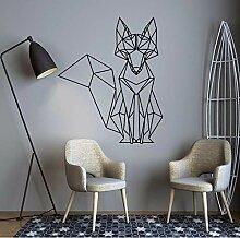 Wandtattoos & Wandbilder/Nordic Geometrische Fuchs