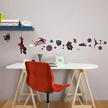 Wandtattoos - Wandsticker-Set Spider-Man