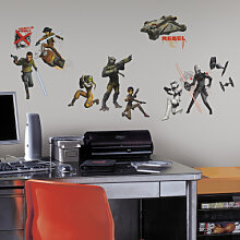 Wandtattoos - Wandsticker Star Wars - Rebels mit