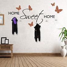 Wandtattoos - Wandtattoo Home sweet Home