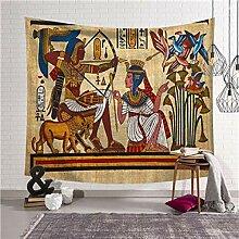 Wandteppichabstrakte Kunst Wandteppich Wandbehang