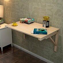 Wandtisch Klappbar Faltbare Esstisch Wandbehang