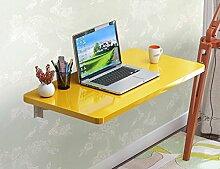 Wandtisch Klappbar Farbe Faltbarer Computer
