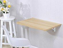 Wandtisch Klappbar Wand-Laptop Schreibtisch Büro