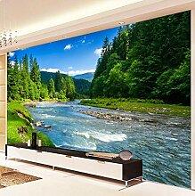 Wandtuch 3D Natur Landschaft Fototapeten Tapete