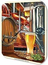 Wanduhr Bar Party Wand Deko Bier Dekouhr Retro