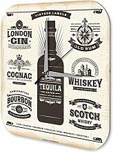 Wanduhr Bar Party Wand Deko Tequila Dekouhr Retro