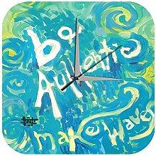 Wanduhr Feng Shui Bild Authentic Deko Wand Uhr