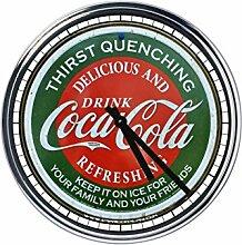 Wanduhr Mit Coca Cola 3