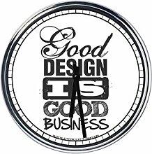 Wanduhr Mit Design 2