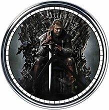 Wanduhr Mit Game of Thrones (3° version)