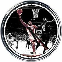 Wanduhr Mit Michael Jordan 4