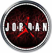 Wanduhr Mit Michael Jordan 6