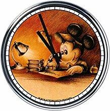 Wanduhr Mit Mickey mouse 2