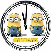Wanduhr Mit Minion 4