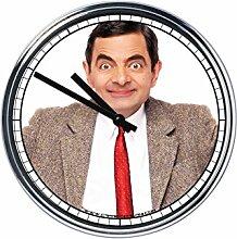 Wanduhr Mit Mr. Bean