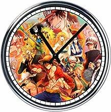 Wanduhr Mit One Piece (2° version)