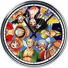 Wanduhr Mit One Piece