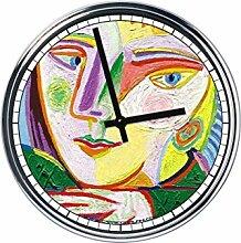 Wanduhr Mit Pablo Picasso
