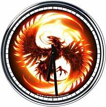 Wanduhr Mit phoenix 2