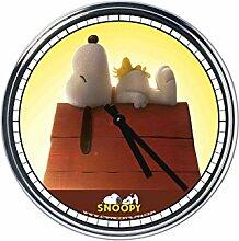Wanduhr Mit Snoopy 4