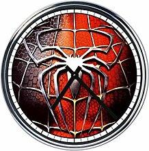 Wanduhr Mit Spiderman (2° version)