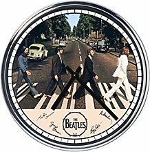 Wanduhr Mit The Beatles 3