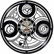 Wanduhr Modernes Design Roboter Modell Uhr Stumm